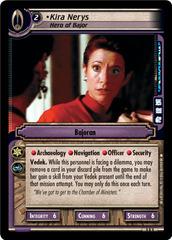 Kira Nerys, Hero of Bajor