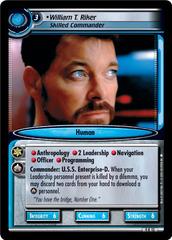 William T. Riker, Skilled Commander