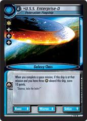 U.S.S. Enterprise-D, Federation Flagship