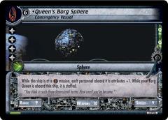 Queens Borg Sphere, Contingency Vessel