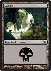 Swamp (62) (Garruk vs Liliana)