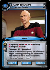 Jean-Luc Picard, Starship Captain