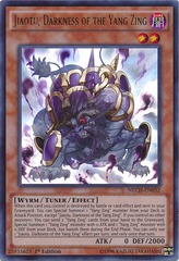 Jiaotu, Darkness of the Yang Zing - NECH-EN032 - Ultra Rare - Unlimited Edition