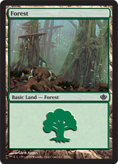 Forest (29) (Garruk vs Liliana)