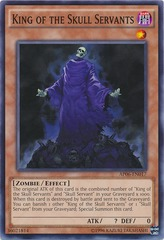 King of the Skull Servants - AP06-EN017 - Common - Unlimited Edition on Channel Fireball