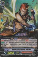 Hardship Brawler, Toshu - BT16/021EN - RR