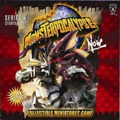 Monsterpocalypse Now Starter Set
