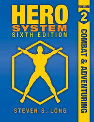 HERO System 6th Edition: Combat and Adventuring