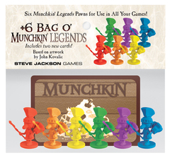 +6 Bag O' Munchkins Legends