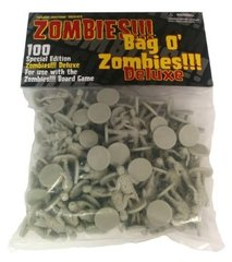 Zombies!!! Bag o' Zombies Deluxe