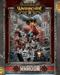 Forces Of Warmachine Khador Hc