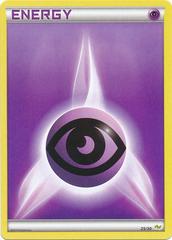 Psychic Energy - 6/30 - XY Trainer Kit (Noivern)