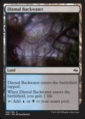 Dismal Backwater - Foil (FRF)