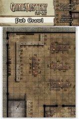 GameMastery Flip-Mat: Pub Crawl