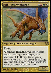 Rith, the Awakener on Channel Fireball