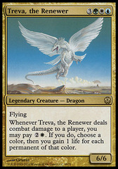 Treva, the Renewer on Channel Fireball