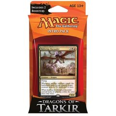 Dragons of Tarkir Intro Pack - Kolaghan (Black/Red)