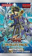 Duelist Pack 8: Yusei Fudo 1st Edition Booster Pack