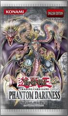 Phantom Darkness 1st Edition Booster Pack