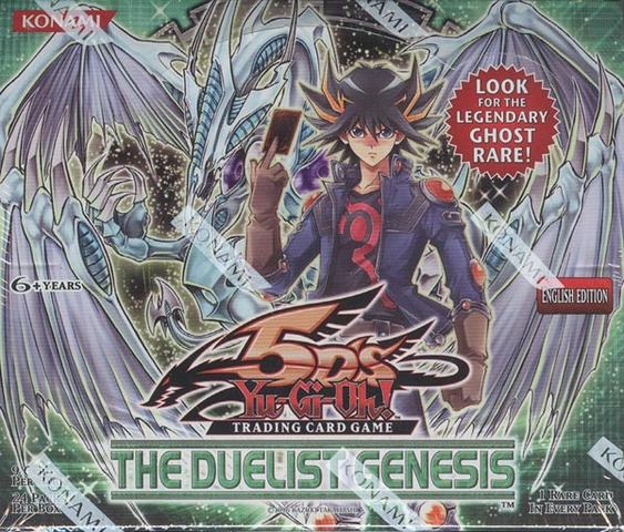 The Duelist Genesis Unlimited Booster Box