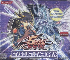 Stardust Overdrive Booster Box