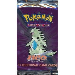 Neo Destiny Booster Pack
