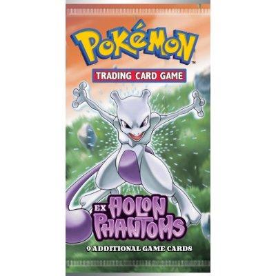 EX Holon Phantoms Booster Pack