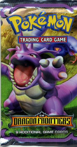 EX Dragon Frontiers Booster Pack