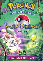 'Power Reserve' Jungle Theme Deck