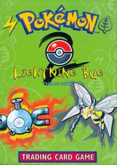 Pokemon Base Set 2 - Lightning Bug Theme Deck