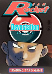 'Devastation' Team Rocket Theme Deck