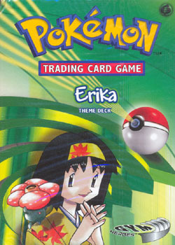 Erika Gym Heroes Theme Deck