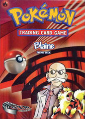 'Blaine' Gym Challenge Theme Deck