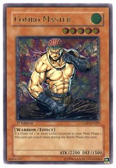 Combo Master - Ultimate - CDIP-EN029 - Ultimate Rare - 1st Edition