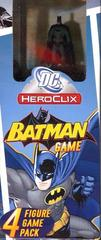 Hero Clix Batman Game 4 Figure Booster