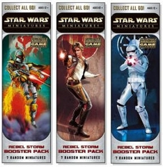 Rebel Storm Booster Pack