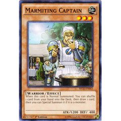 Marmiting Captain - SECE-EN043 - Common - 1st Edition