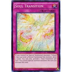 Soul Transition - SECE-EN078 - Secret Rare - 1st Edition