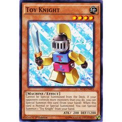 Toy Knight - SECE-EN093 - Common - 1st Edition