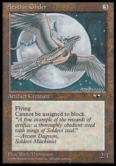 Aesthir Glider (Moon)