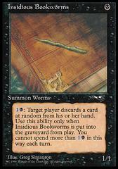 Insidious Bookworms (Single)