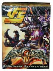 Soul Calibur IV Nightmare Starter Deck