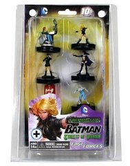 DC HeroClix: Batman Streets of Gotham Fast Forces Pack