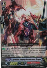 BT17/012EN - Perdition Dragon, Menace Laser Dragon - RR
