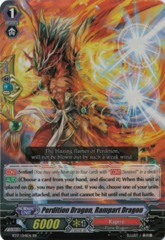 BT17/014EN - Perdition Dragon, Rampart Dragon - RR
