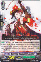 Camellia Musketeer, Tamara - BT17/056EN - R on Channel Fireball
