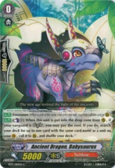 Ancient Dragon, Babysaurus - BT17/084EN - C on Channel Fireball