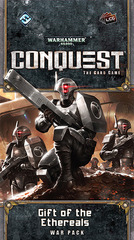 Warhammer 40,000: Conquest War Pack - Gift of the Ethereals