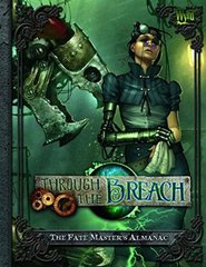 Through the Breach RPG: Fate Master's Almanac