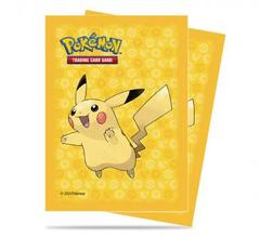 Pokemon Pikachu Deck Protector 65ct